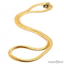 King Ice - 5mm Thick Herringbone Chain