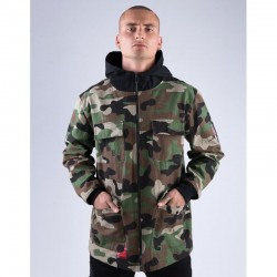 Cayler & Sons CSBL - CSBL Another Anorak Jacket - Black/Camo