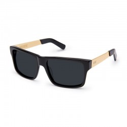 9Five Eyewear - Caps LX - Black/24k Gold