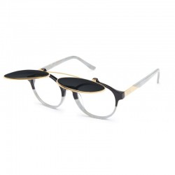 9Five Eyewear - Caps LX Polarized - Black/24k Gold