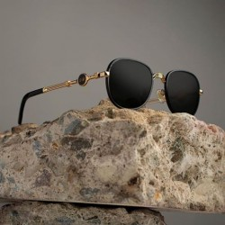 9Five Eyewear - St James Limited - Wood/24k Gold