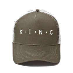 King Apparel - Aldgate Trucker- Fern