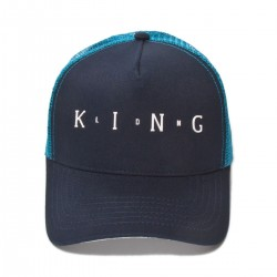 King Apparel - Aldgate Trucker- Ink