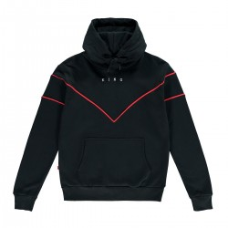 King Apparel - TennysonTracksuit Hood - Black