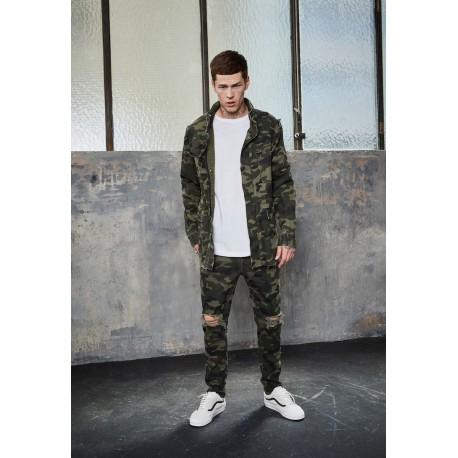 Cayler & Sons - ALLDD Army Denim Jacket - Woodland Camo