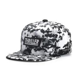Cayler And Sons BL - Triller Snapback Cap - Black/White