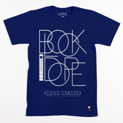 Block Limited - Block Is Dope Tee - Navy