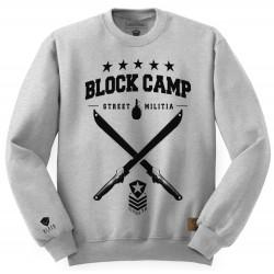 Block Limited - Block Camp Crew - Grey/Black