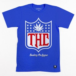 Block Limited - THC Tee - Royal