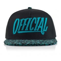 Official - 1D Teal Cap - Black