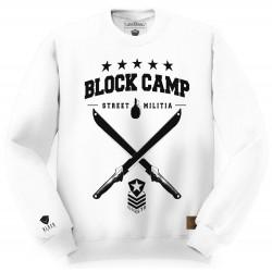 Block Limited - Block Camp Crew - White/Black