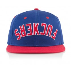 Official - Effers Angelic Snapback - Navy/Red