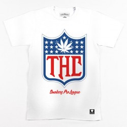 Block Limited - THC Tee - White