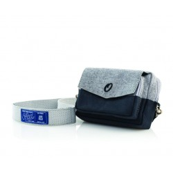 Official - Roj¨O¨ Chamera Case - Grey Chambray / Suede