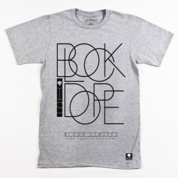 Block Limited - Block Is Dope Tee - Grey