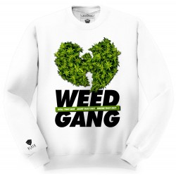 Block Limited - WeedGang Crew - White/Green