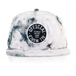 Official - Dooomcity Snapback - Black / White