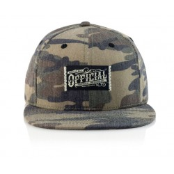 Official - Keep It Camo Cap - Camo