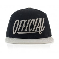 Official - Official Nation Snapback - Black