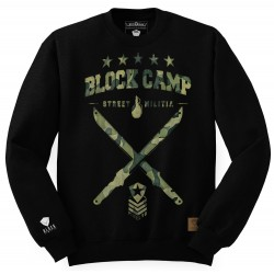 Block Limited - Block Camp Crew - Black/Camo