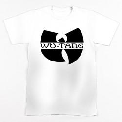 Block Custom WU LOGO Tee - black/White