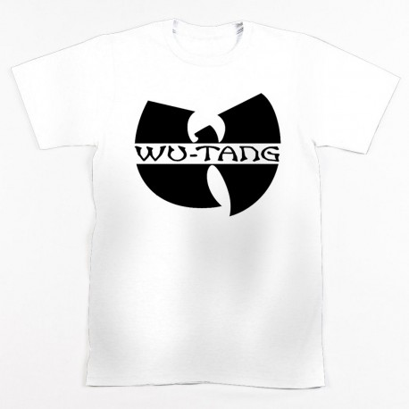 Block Custom WU LOGO Tee - black/White