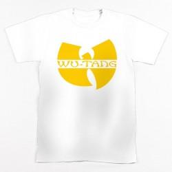 Block Custom WU LOGO Tee - Yellow//White