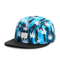CAYLER AND SONS GL - BEST BUDZ 5-PANEL - X-RAY SKY / WHITE / BLACK