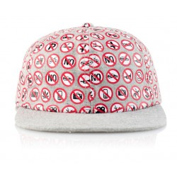 Official - Stay Official Snapback - Multicolor / Red
