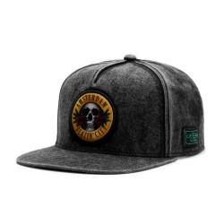 Cayler And Sons GL - BUDZ N SKULLZ CAP - Black/Gold