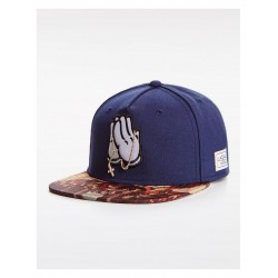 Cayler And Sons WL - BREAK BREAD CAP - Navy/Gold