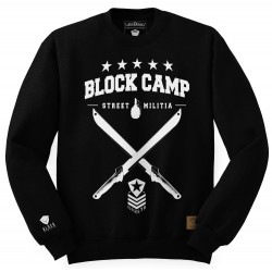 Block Limited - Block Camp Crew - Black/White