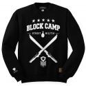 Block Limited - Block Camp Crew - Black/White