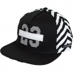 Cayler And Sons BL - Legend Snapback Cap - Black/White