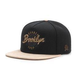 Cayler&Sons CL - BK Barber Cap - Black/Gold