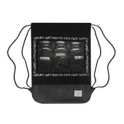 Cayler&Sons GL - OWN SUPPLY Gymbag - Black/White/Mc