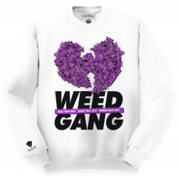 Block Limited - WeedGang Crew - White/Purple