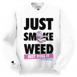 Block Limited - Just Smoke Crew - White/Mc