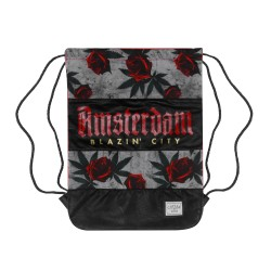 Cayler&Sons GL - AMSTERDAM Gymbag - Red/Mc