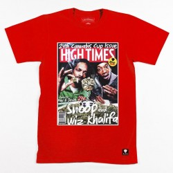 Block Limited - Hight Times Tee - Red