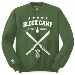 Block Limited - Block Camp Crew - Green/White