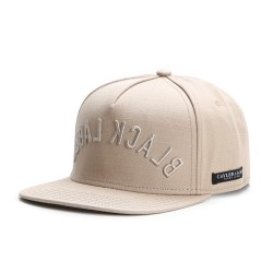 Cayler&Sons BL - BLACK ARCH Cap - Sand/White