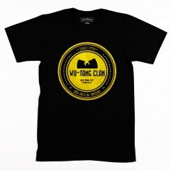 Block Custom - WU LEGACY Tee - Black