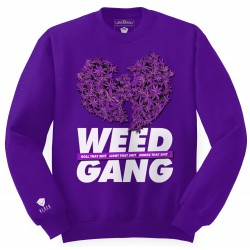 Block Limited - WeedGang Crew - Purple/PurpleBudz/White