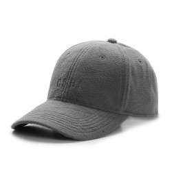 Cayler And Sons - First Division Curved Cap - Grey Sherpa/Grey