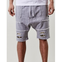Cayler & Sons CSBL - CSBL Deuces Low Crotch Sweatshorts - Grey