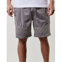 Cayler & Sons CSBL - CSBL New Age Velourshorts - Grey