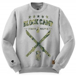 Block Limited - Block Camp Crew - Grey/Camo