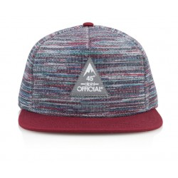 Official - KNIT NAVY ALPINI-Red