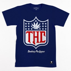 Block Limited - THC Tee - Navy